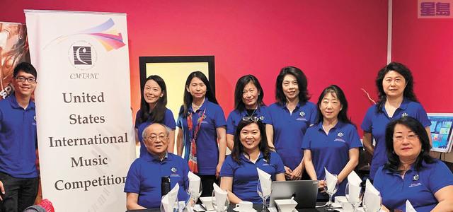北加州華人音樂教師協會主辦年度音樂大賽。協會提供