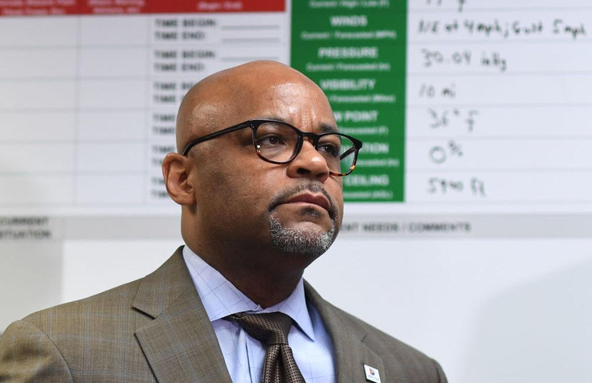 丹佛市長漢考克承認,他的出遊決定令不少人失望,他身為公職人員,一言一行受到公眾嚴格的審視。    丹佛郵報圖片