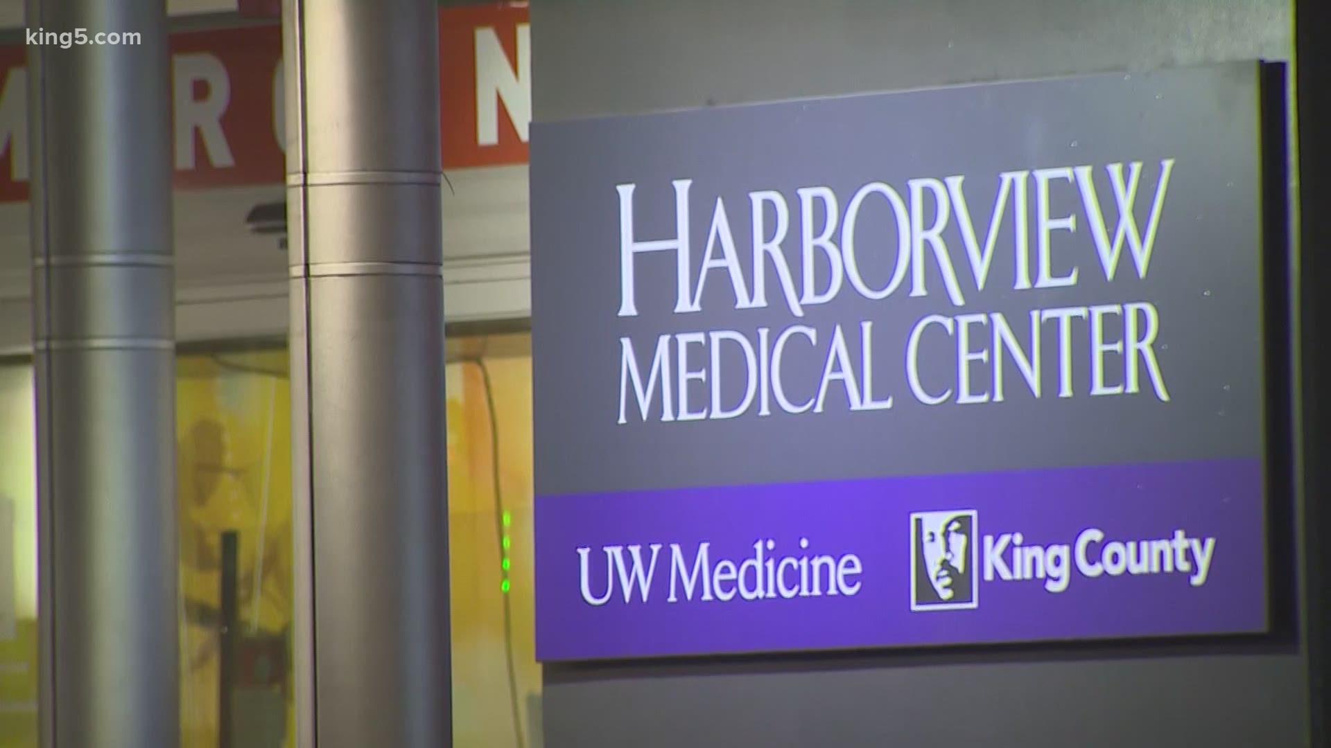 新冠病毒在華盛頓州人口最多的金縣廣泛蔓延,官方報告表示,社交活動轉趨頻繁是個案大增的主因。    電視屏幕截圖