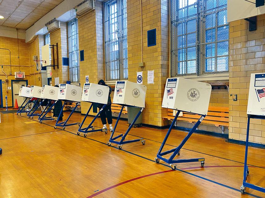 明年2月2日的第24選區市議員特殊選舉將採用排序選舉的方式。