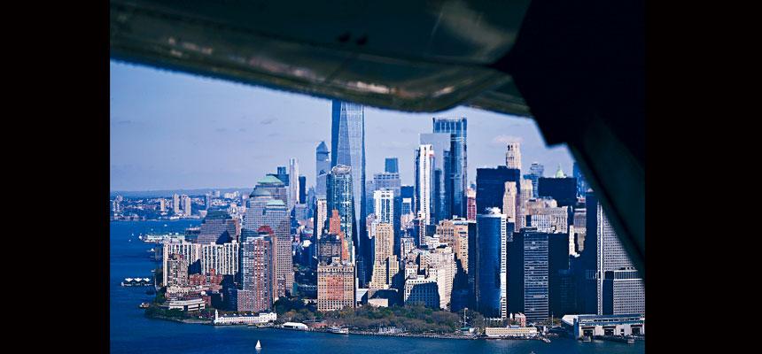在新冠疫情打擊之下,紐約市傳統昂貴地段房價急跌。T.J. Kirkpatrick/紐約時報