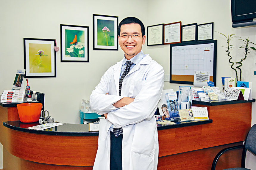 誠和牙科中心陳賜恆牙醫博士醫術精湛,加上設備先進、診治細心,深得群眾愛戴。