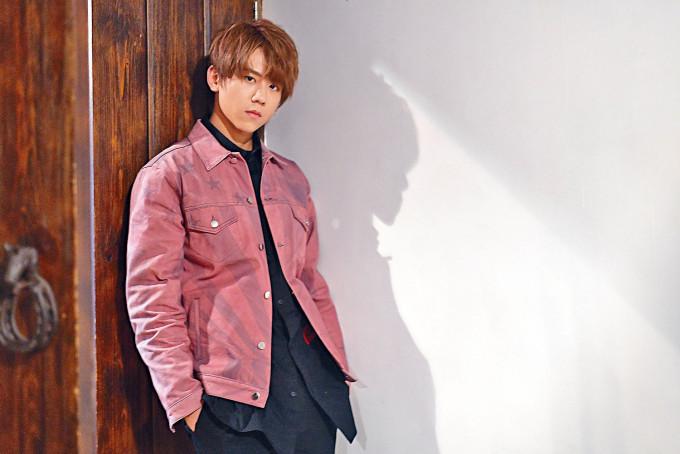 姜濤今年在歌唱事業方面的成績,有目共睹。