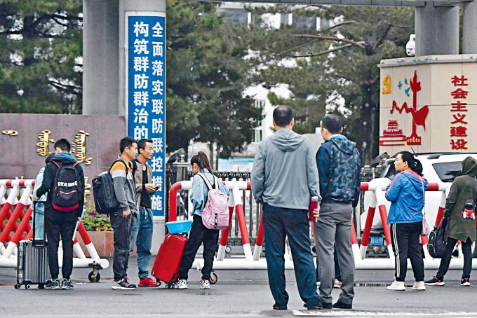 不滿教學語言改革,內蒙古通遼市曾發生罷課事件。