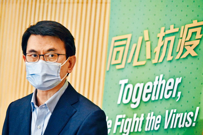 商務及經濟發展局局長邱騰華昨宣布,「航空旅遊氣泡」啟航日期將延後兩周。