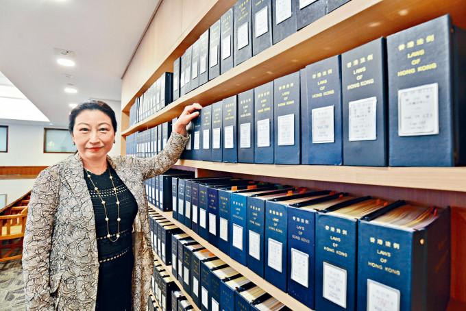 律政司司長鄭若驊表示,司法改革並不是推倒所有事情。