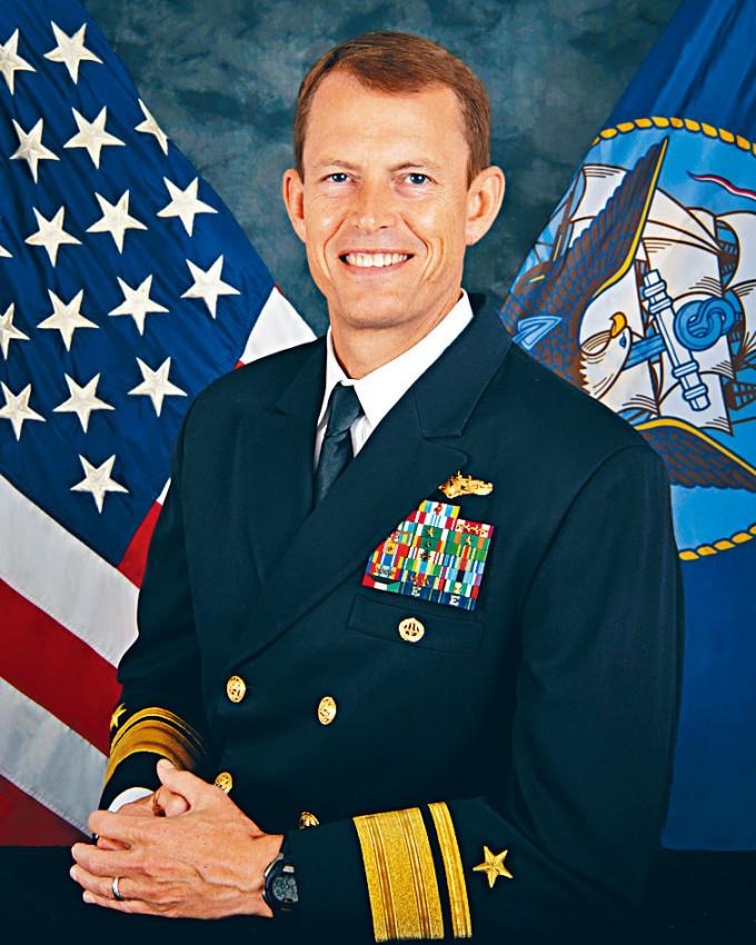 美國海軍亞太情報總指揮官史達曼。