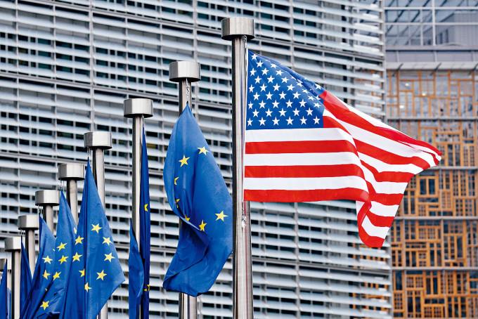 歐盟設於布魯塞爾的總部。