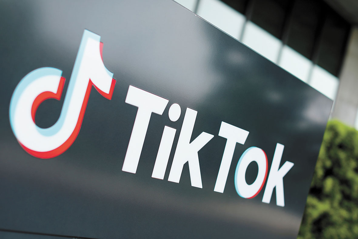 美國政府延長7日時間,讓字節跳動出售抖音海外版TikTok。路透社資料圖片