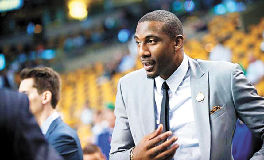 斯塔德邁爾的新身分是籃網助教。網上圖片