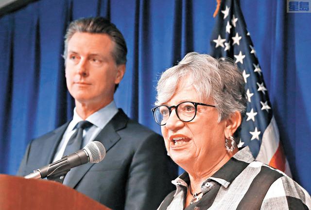 加州空氣品質管理委員會主席尼科絲被視為環保署長熱門人選之一。美聯社