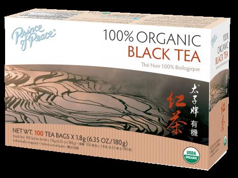 日本研究紅茶能弱化病毒傳染力 太子牌有機茗茶線上線下全面熱銷中