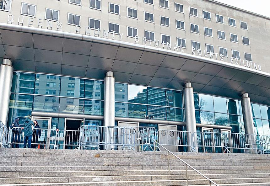 77歲粵籍老翁林大河在皇后區紐約州高等法院特別進行的實體庭訊被判處他入獄21年,刑滿後監守行為5年。