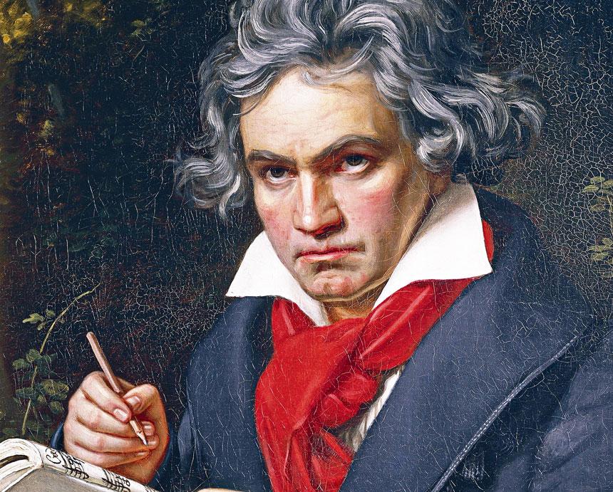 今年為音樂家貝多芬誕辰250周年。