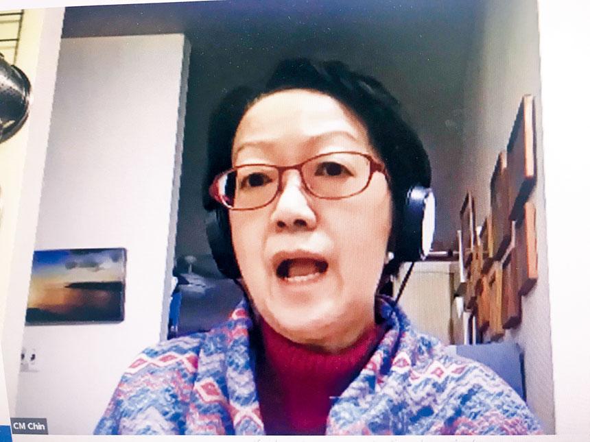 華埠大部份樓房古舊及受租金管制,新冠疫情下要求業主安裝自動灑水裝置,陳倩雯萬齊家等同意暫緩這項提案。