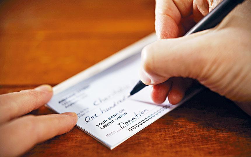 聯邦貿易委員會提醒警惕慈善詐騙。資料圖片