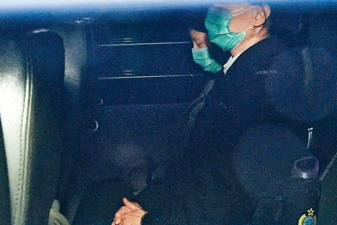 女西醫麥允齡被裁定誤殺罪成,還押監房。