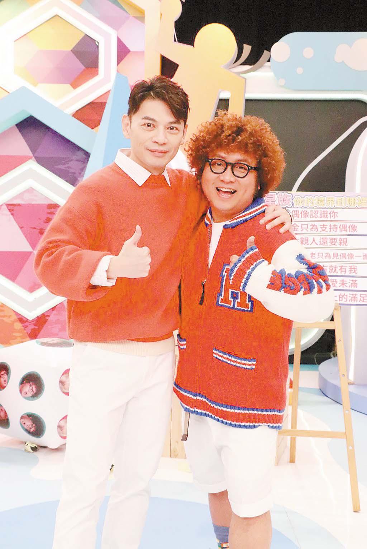 納豆(右)和阿Ken(左)