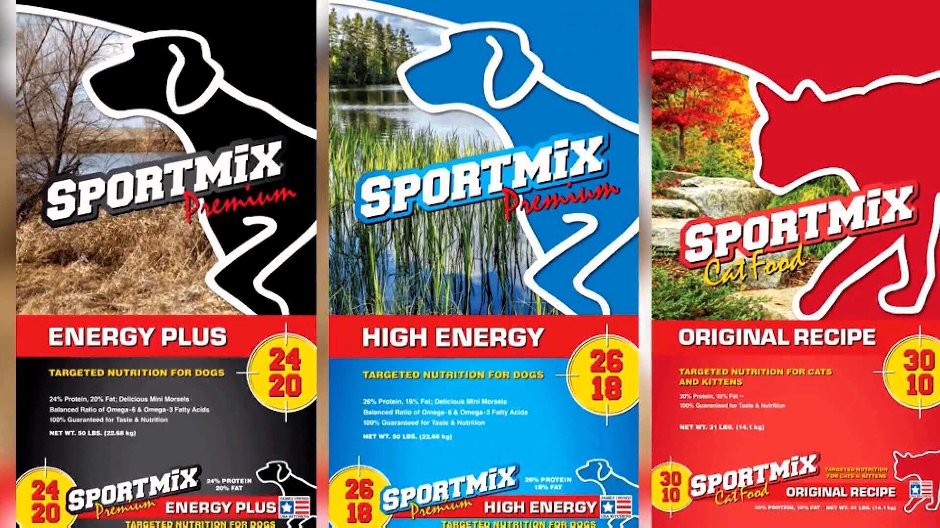 FDA的統計,截至11日Sportmix品牌產品至少導致70隻狗死亡、80頭中毒。    資料圖片