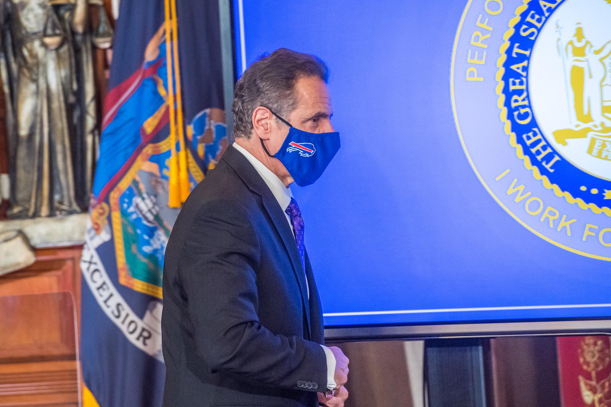 ■柯謨辦公室表示,預計下周將獲25萬劑疫苗,但只夠使用3天。 州長辦公室Flickr圖片