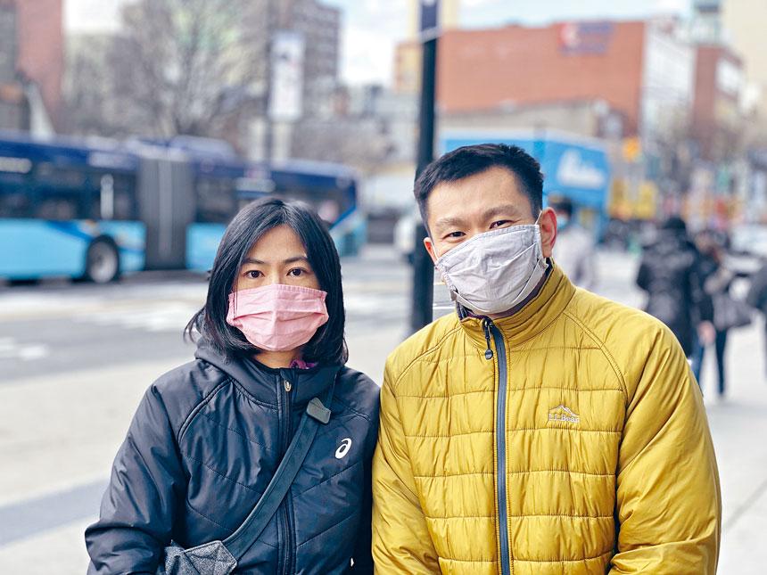 廖熙珮和譚佩恩夫婦的3歲孩子於2013年在緬街死於車禍,他們認為緬街巴士專線有助於減少交通事故,對此大力支持。