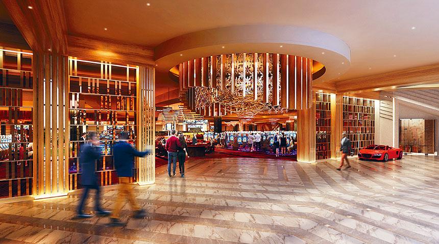 Live! Casino & Hotel Philadelphia費城預計於2月11日正式揭幕,其賭場設有超過2100台老虎機和電子賭桌游戲、150張現場賭桌,以及各種頂級食肆,餐飲和娛樂選擇陣容鼎盛。