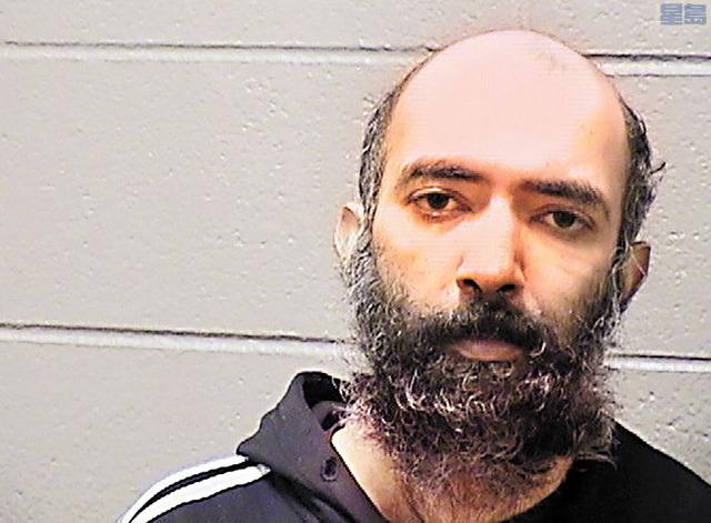 橙縣男子被發現藏匿於芝加哥國際機場時間長達三個月。美聯社