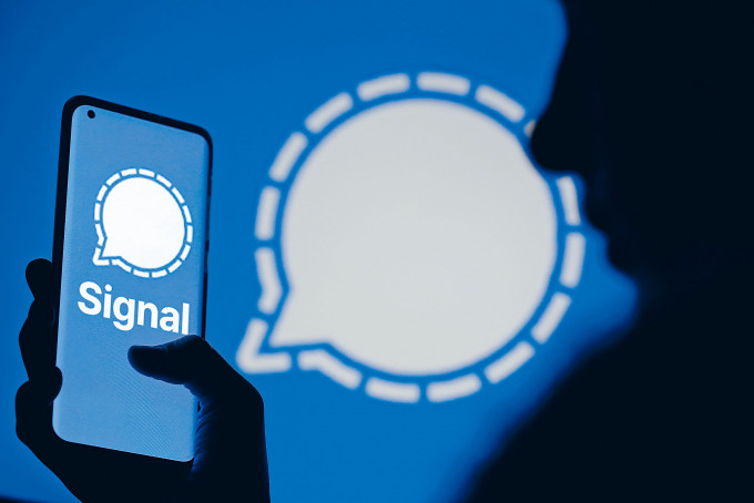 Signal下載及安裝量突然暴增,致一度無法正常運作。