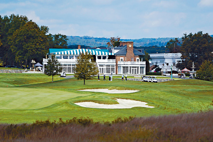 新澤西州特朗普國家高球俱樂部,遭PGA剝奪賽事主辦權。