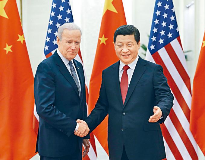 外界關注中美元首何時會晤。