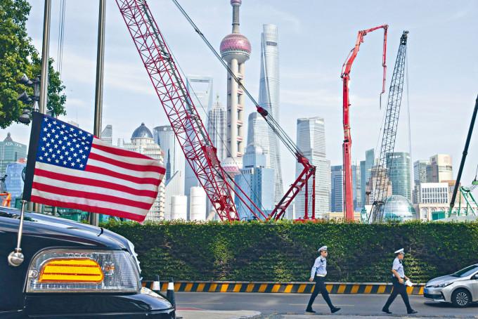 市場關注中美經貿關係前景。
