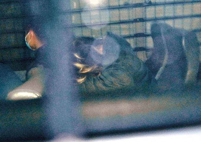 被告陳佐豪被判囚四年。