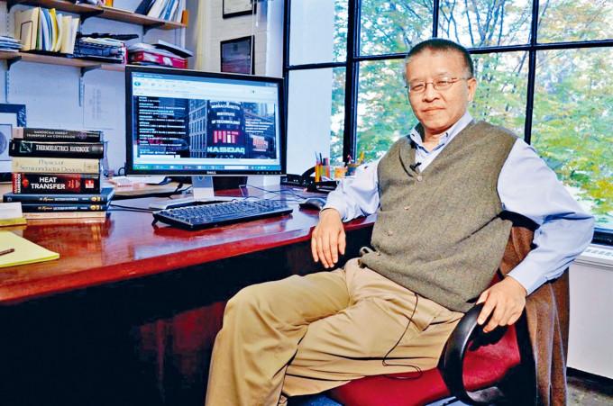 美國麻省理工學院教授陳剛被起訴。