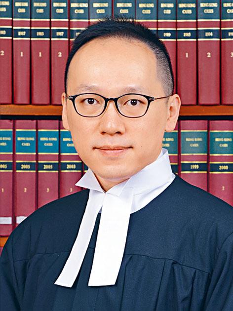 上訴庭指原審裁判官何俊堯原則上犯錯。
