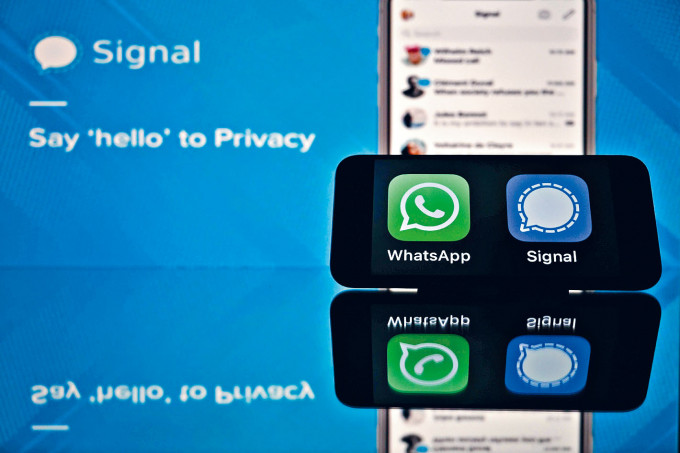 近日WhatsApp用戶大量流失至Signal。