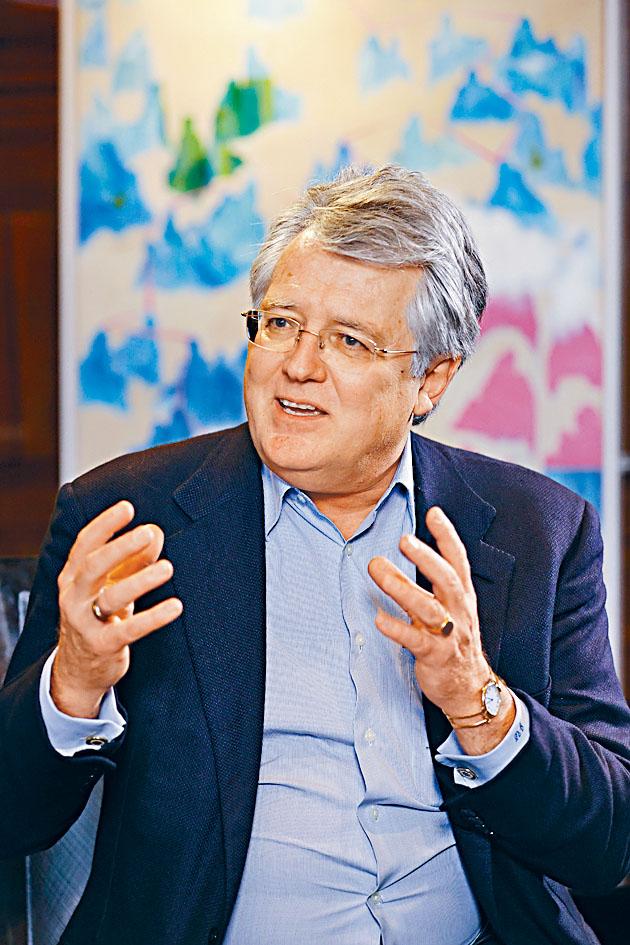 歐盟商會主席伍德克稱中國還有巨大發展空間。