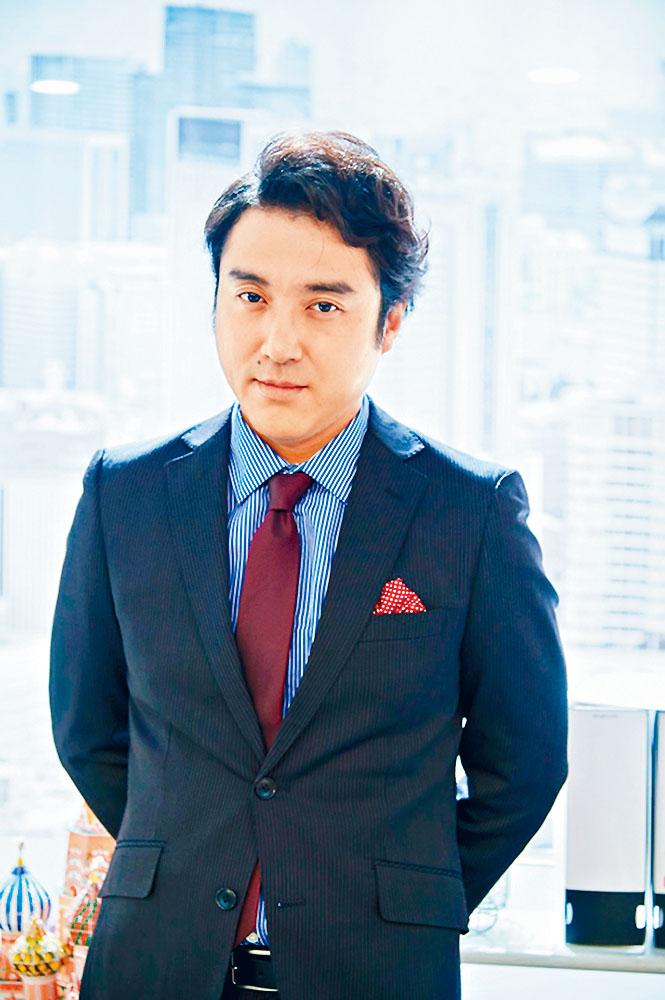 室剛被一個日本網站選為權力榜冠軍。