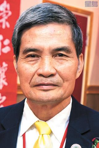吳柱源連任三藩市公所主席。