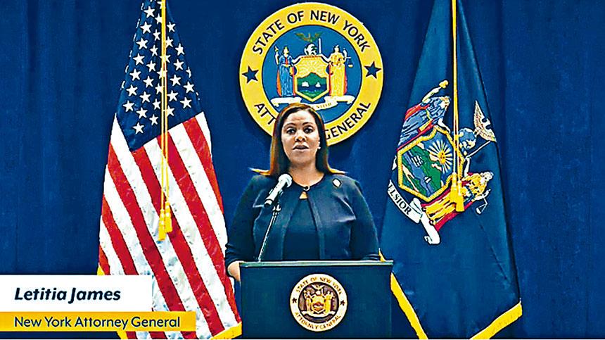 州總檢長詹樂霞1日宣布,第10次延長學生和醫療貸款還款暫停令。資料圖片