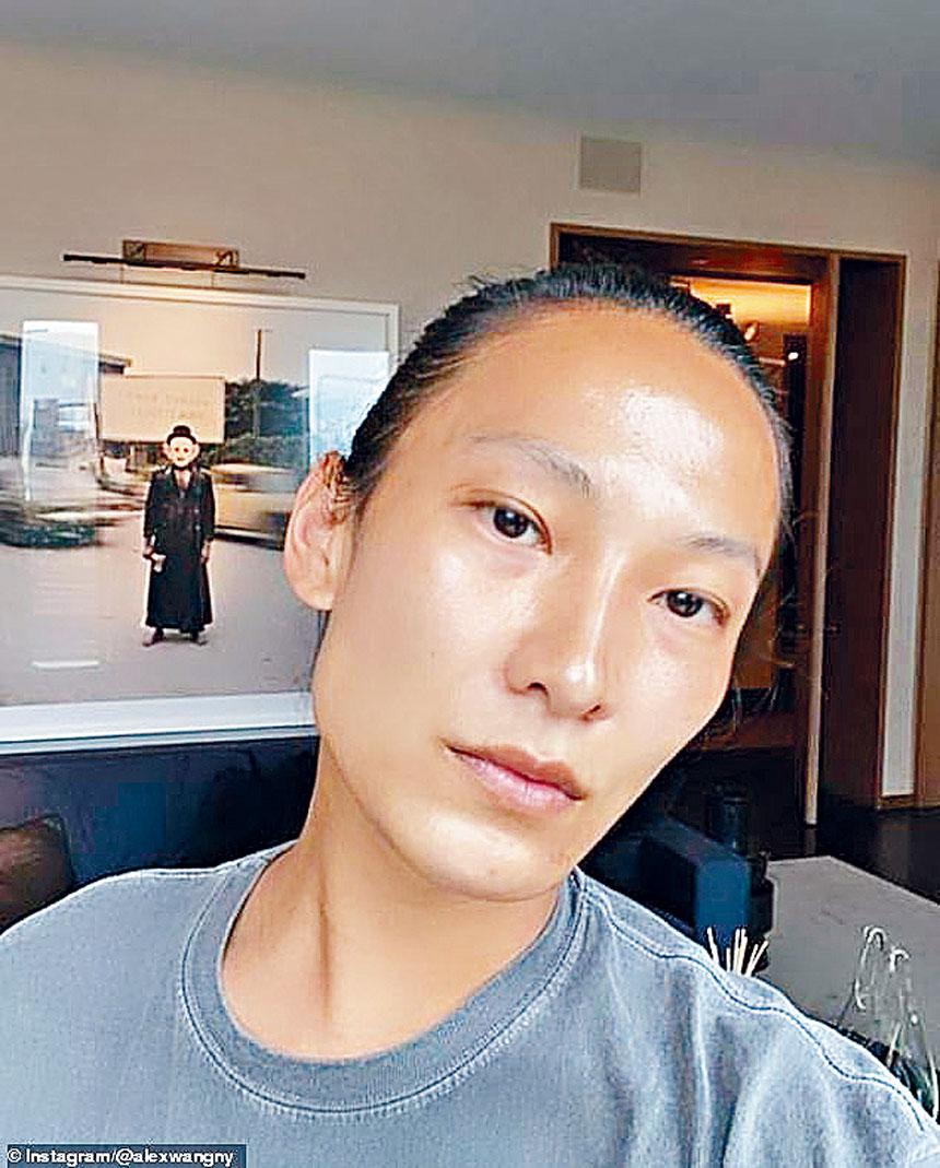 王大仁多次捲入性侵風波。網上圖片
