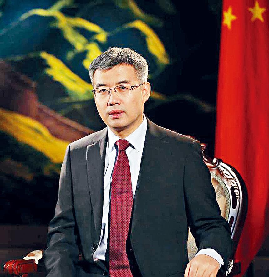 中國駐芝加哥總領事趙建