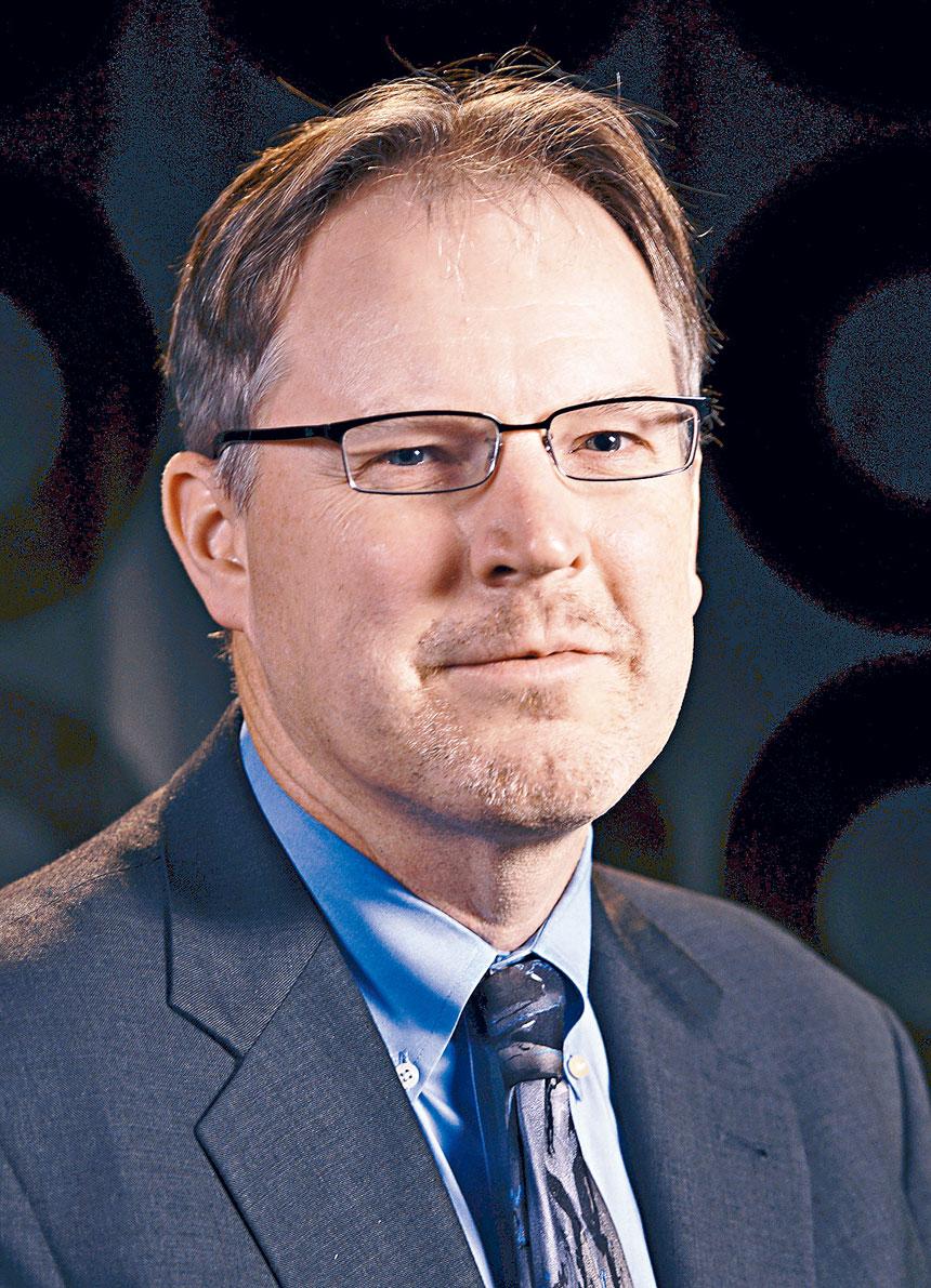 美國人口普查局代理局長賈明(Ron Jarmin)。美國人口普查局提供