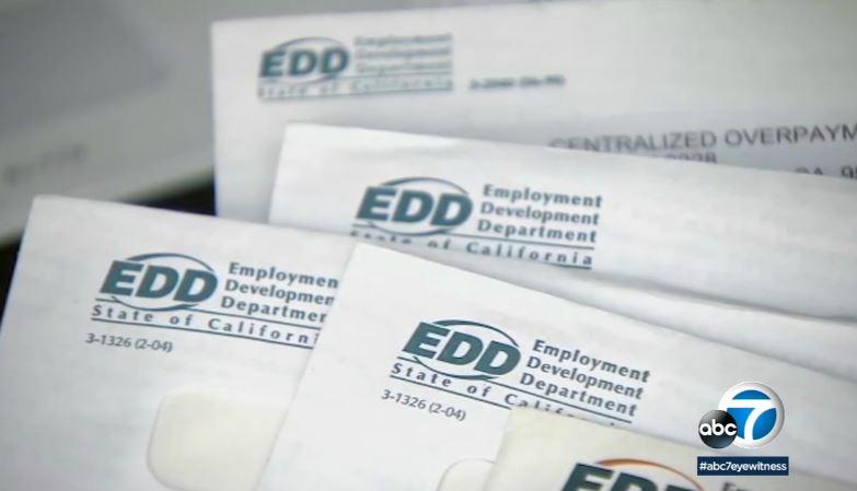 洛杉磯居民撥打EDD電話被要求等候,竟超過九小時。abc 7