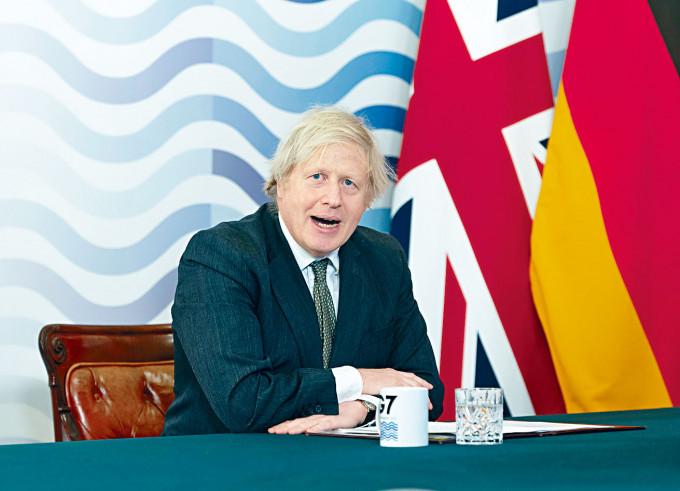 傳約翰遜有意恢復與中國的經濟對話。