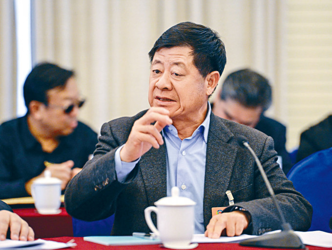 貴州省政協原主席王富玉被查。