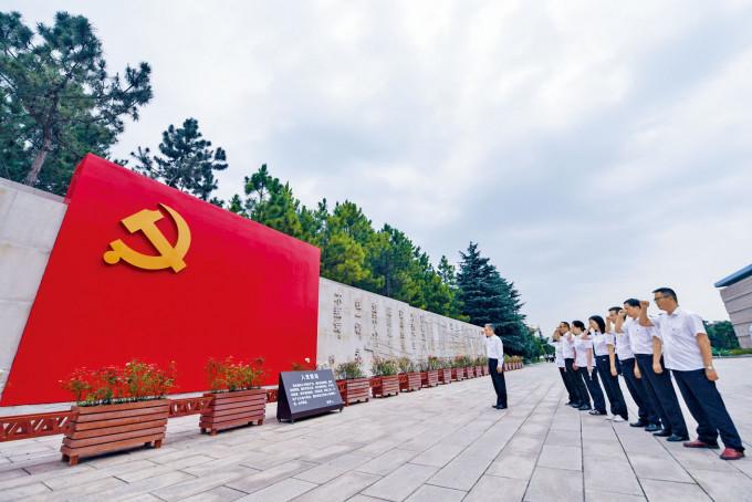 今年是中國共產黨成立一百周年。