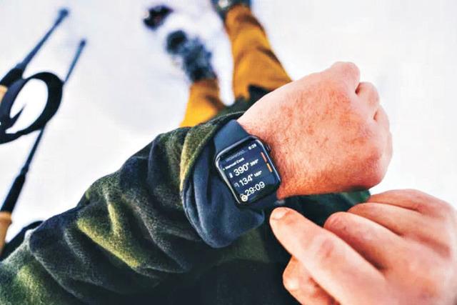 智能燒烤爐可以用Apple Watch監控。Traeger