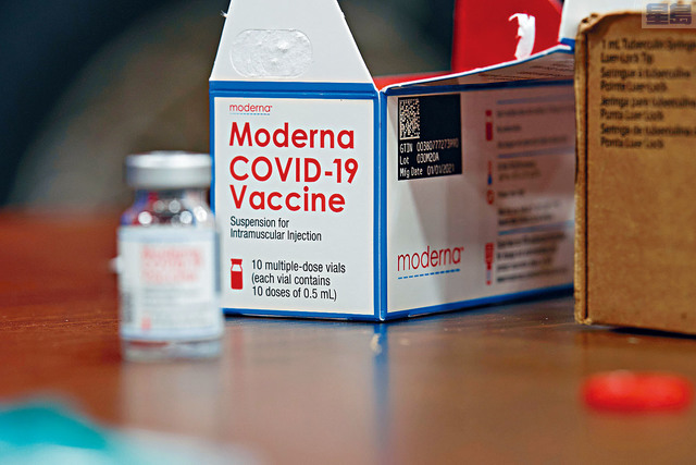 ■莫德納藥廠表示,已向美國國立衛生研究院運送了針對南非變種病毒的疫苗,以便展開人體測試。路透社