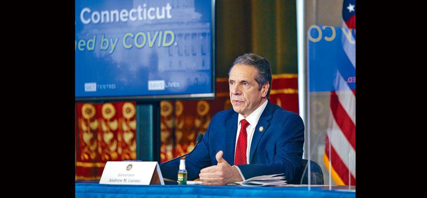 柯謨日前已表明將會簽署法案,以接受新的限制。州長辦公室圖片