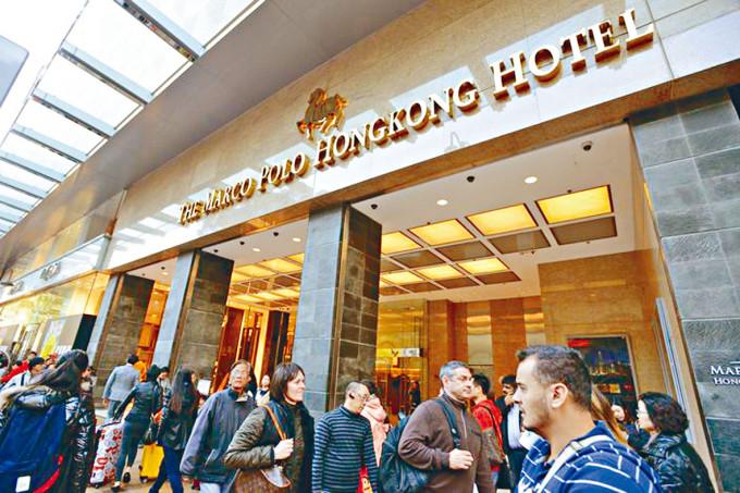 海港企業形容去年是酒店業最艱辛的一年,但建議加派第二次特別中期股息每股7仙。